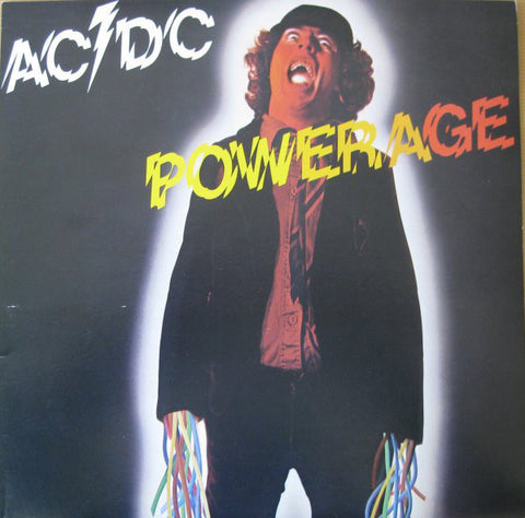 AC/DC ‎– Powerage (1978) - New Vinyl Record 2003 Columbia 180Gram Reissue from the Original Master Tapes - Hard Rock / Arena Rock