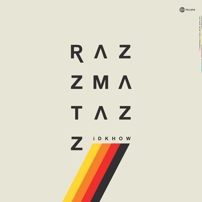 I DONT KNOW HOW BUT THEY FOUND ME - Razzmatazz - New LP Record 2020 Fearless Europe Import Bone White Vinyl - Rock