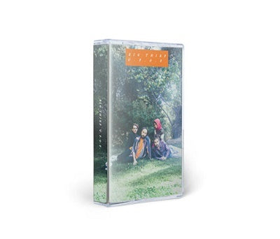 Big Thief ‎– U.F.O.F. - New Cassette 2020 4AD White Tape - Indie Rock / Folk Rock