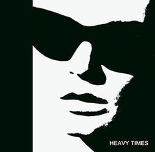 "Heavy Times - Black Sunglasses - New Vinyl 2016 HoZac 7"" EP, 1st Press on Black Vinyl LTD to 500 - Chicago, IL Punk / Post-Punk"