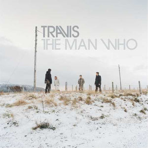 Travis - The Man Who (1999) - New LP Recorc 2019  Craft USA Vinyl - Alternative Rock