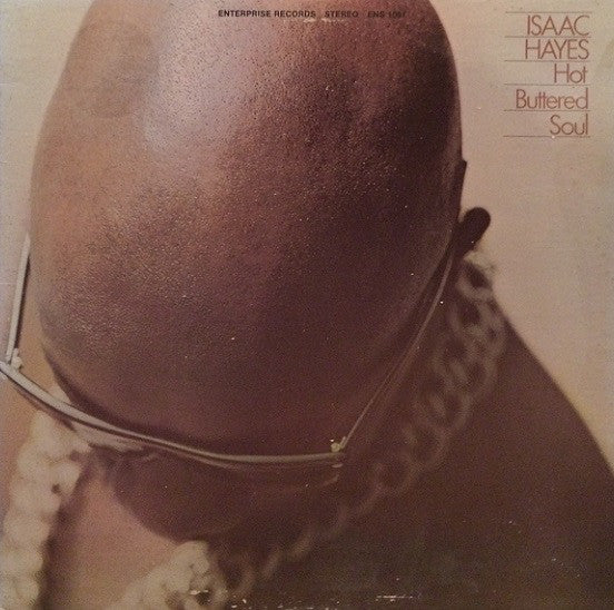 Isaac Hayes - Hot Buttered Soul - VG+ 1969 Stereo USA (Original Press) - Funk/Soul - B17-109