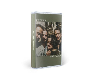 Big Thief ‎– Two Hands - New Cassette 2020 4AD White Tape - Indie Rock / Folk Rock