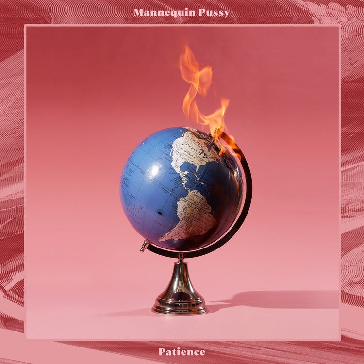 Mannequin Pussy - Patience - New 2019 Record LP Standard Black Vinyl -  Rock