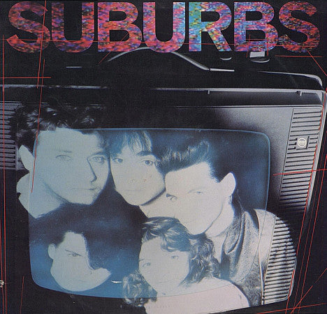 Suburbs - Suburbs - Mint- 1986 Stereo USA Original Press - New Wave/Rock