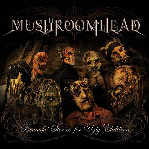 Mushroomhead ‎– Beautiful Stories For Ugly Children - New LP Record 2010 Megaforce USA Unknown Colored Vinyl - Industrial Metal