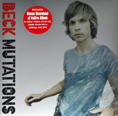 Beck ‎– Mutations (1998) - New Vinyl 2017 Bong Load Custom Records Reissue with Download - Alt / Indie Rock