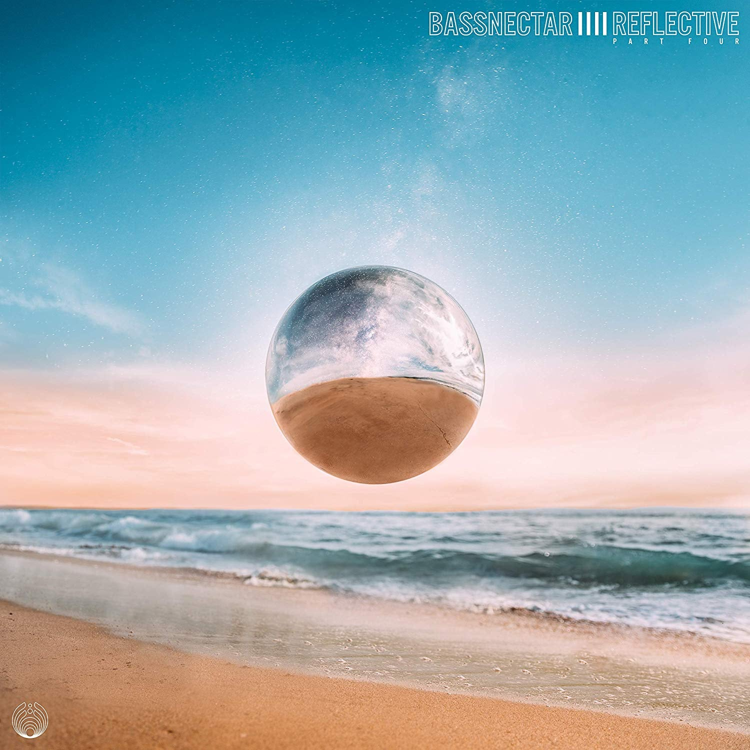 Bassnectar - Reflective Part Four - New LP Record 2019 Limited Edition 180g Colored Vinyl - Electronic