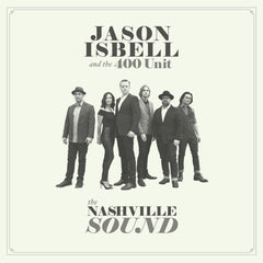 Jason Isbell and the 400 Unit - The Nashville Sound - New Vinyl 2017 Southeastern Records Indie Exclusive LP w/ Songbook - Alt-Country / Americana