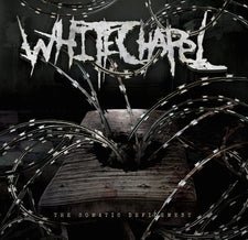 Whitechapel ‎– The Somatic Defilement - New Vinyl 2017 10th Anniversary Import  Pressing on 'Cool Gray Marbled Vinyl' (Limited to 500 Worldwide!) - Hardcore / Death Metal