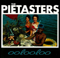 The Pietasters ‎– Oolooloo (1995) - New Cassette Tape 2018 Jump Up! Cassette Store Day Exclusive - Ska / Rocksteady