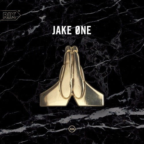 Jake One - #prayerhandsemoji - New Vinyl Record 2016 Rappers I Know Instrumental LP - HipHop