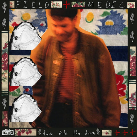Field Medic - Fade Into The Dawn - New Lp Record 2019 Run for Cover USA Baby Blue Vinyl - Folk / Lo-Fi