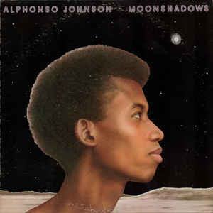 Alphonso Johnson - Moonshadows - VG+ (VG Cover) 1976 Stereo Original Press USA - Jazz/Fusion