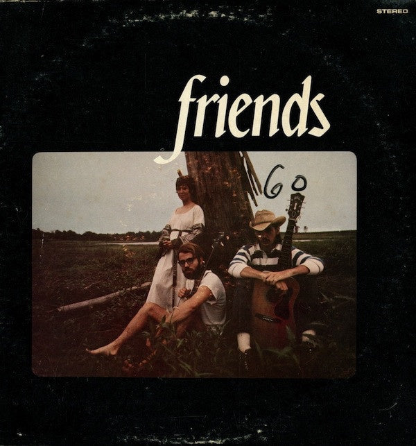 Friends – Friends - Mint- Lp Record 1970 USA Original Vinyl - Rock/ Folk Rock / Xian / Private Press