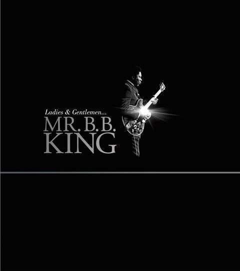 B.B. King ‎– Selections From: Ladies & Gentlemen ... Mr. B.B. King - New Vinyl 2015 UMG 180Gram 2-LP Gatefold Compilation (EU Pressing) with Download - Blues