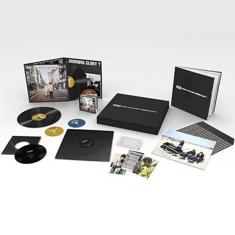 "Oasis - Be Here Now - New Vinyl 2016 Deluxe Remastered Box Set w/ 3-CD, 2-LP, Bonus 7"", 12"" 56 Page Book and More! - Alt-Rock / Britpop"