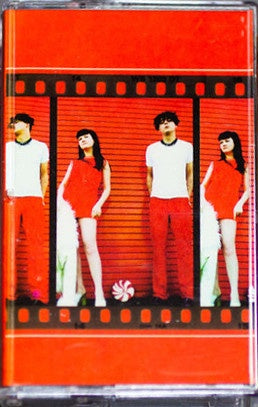 The White Stripes ‎– The White Stripes - New Cassette Tape Album 2018 Third Man USA Red Translucent Tape - Garage Rock / Indie Rock