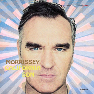 Morrissey - California Son - New Lp 2019 BMG Limited 'Indie Exclusive' on 140gram Sky Blue Vinyl - Rock