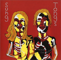 Animal Collective - Sung Tongs - New Vinyl - 2 Lp -  2004 (Original Fat Cat USA Pressing - No UPC on back cover)