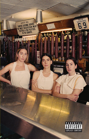 Haim ‎– Women In Music Pt. III - New Cassette 2020 Columbia Yellow Tape - Pop / Rock