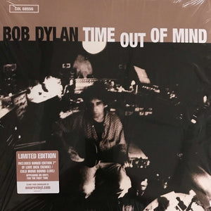 "Bob Dylan - Time Out of Mind - New 2 Lp Record 2017 Europe Import Vinyl & Bonus 7"" - Rock / Folk Rock / Blues Rock"