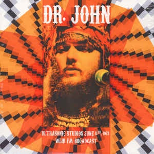 Dr. John ‎– Live At The Ultrasonic Studios - New Vinyl LP Record Import 2016 - Rock / Blues