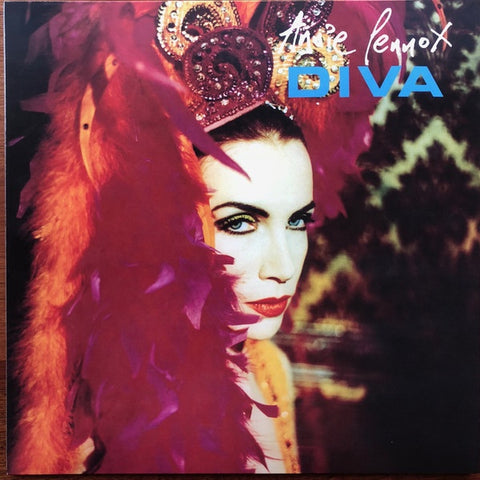 Annie Lennox ‎– Diva (1995) - New Lp Record 2018 RCA Standard Black Vinyl - Pop / Synth Pop