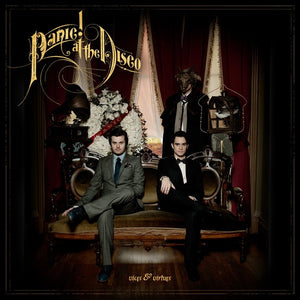 Panic! At The Disco ‎– Vices & Virtues (2011) - New Lp Record 2016 Fueled By Ramen USA Vinyl - Pop-Punk