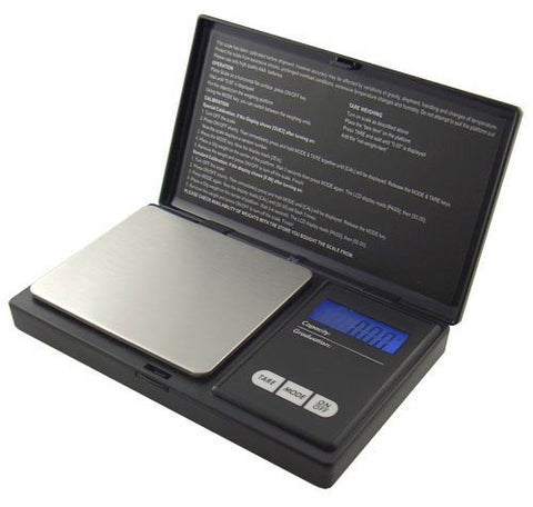 NEW American Weigh Scale AWS-100 Digital Pocket Scale, 100g X 0.01g Resolution