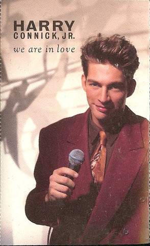 Harry Connick, Jr. ‎– We Are In Love - Mint- Cassette Tape 1990 CBS USA - Jazz / Vocal