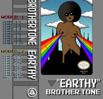 Brother Tone - Earthy New Cassette 2016 Maximum Pelt Silver Tape - Chicago IL Hip Hop / Beat / Lo-fi