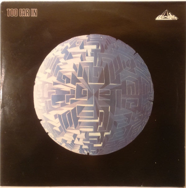 Adrian Burch And Dave Whitaker ‎– Too Far In (Music De Wolfe) - VG+ Lp Record 1987 UK Import Original Vinyl - Production / Sound Library