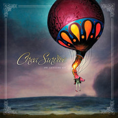 Circa Survive - On Letting Go - New Vinyl 2017 Equal Vision Records Deluxe 10 Year Anniversary Gatefold LP + Download w/ Unreleased Demos. Black Vinyl (ltd 2000) - Emo / Indie Rock / Post-Hardcore