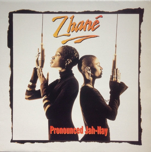 Zhané ‎– Pronounced Jah-Nay (1994) - New Vinyl 2 Lp 2019 UMe 'Urban Legends' Reissue with Gatefold Jacket - RnB/Swing