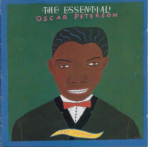 Oscar Peterson ‎– The Essential Oscar Peterson: The Swinger - Used Cassette 1992 Verve - Jazz / Bop / Swing