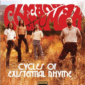 Chicano Batman - Cycles Of Existential Rhyme - New LP Record 2018 ATO Limited Edition Colored Vinyl - Psychedelic Rock / Cumbia