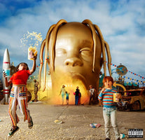 Travis Scott ‎– Astroworld - New Vinyl 2 Lp 2018 Epic Pressing - Rap / Hip Hop