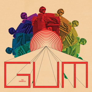 GUM - The Underdog - New Lp Record 2018 Spinning Top Records Australia Import Vinyl - Psychedelic Rock  Jay Watson of Tame Impala
