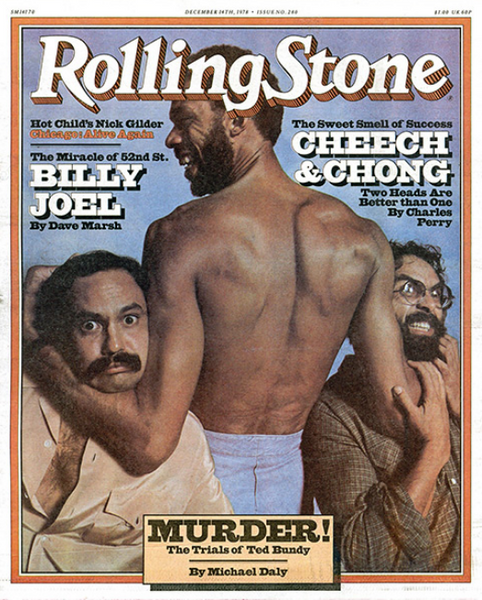 Rolling Stone Magazine - Issue No. 280 - Cheech & Chong