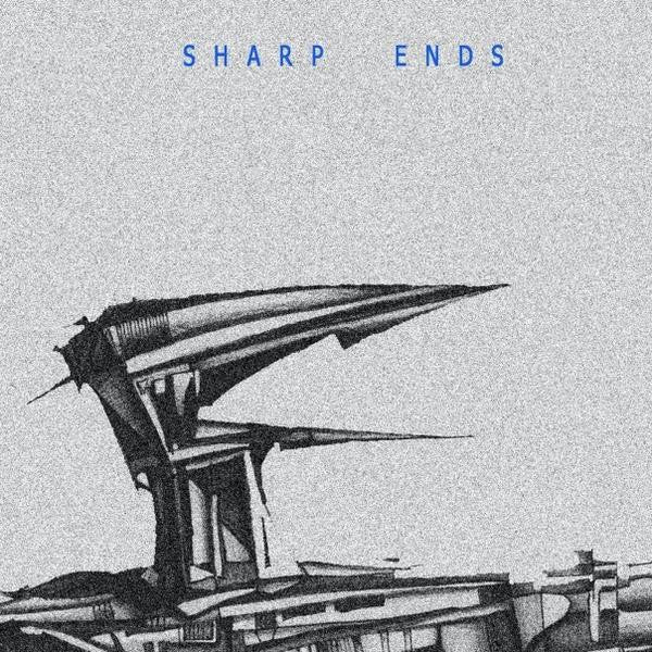 "Sharp Ends ‎– Northern Front - New 7"" Single 2009 USA Hozac Chicago! - Post-Punk"