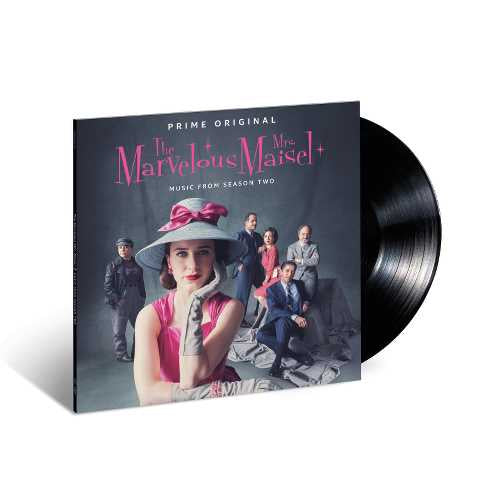 Various - The Marvelous Mrs. Maisel: Season 2 - New Vinyl LP Record 2019 - Soundtrack / Television