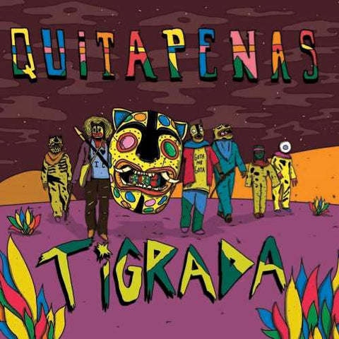 Quitapenas ‎– Tigrada - New LP Record 2019 Cosmica USA Vinyl - Afro-Cuban / Folk