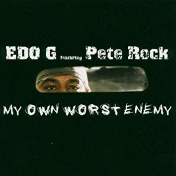 Edo G Featuring Pete Rock My Own Worst Enemy New Vinyl 2 Lp