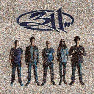 311 - Mosaic - New Vinyl 2017 BMG 2-LP Gatefold Pressing with Download - Alt-Rock