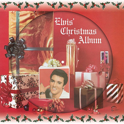 Elvis Presley ‎– Elvis' Christmas Album - New Lp Record 2017 DOL Europe Import Picture Disc Vinyl - Holiday / Rock & Roll