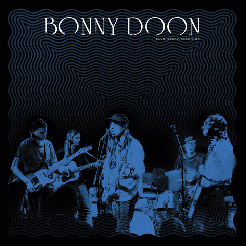 Bonny Doon - Blue Stage Sessions - New EP Record 2020 Third Man USA Vinyl - Indie Rock