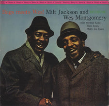Milt Jackson and Wes Montgomery ‎– Bags Meets Wes! (1962) - New Vinyl 2011 Riverside / Original Jazz Classics Stereo Reissue - Jazz / Hard Bop