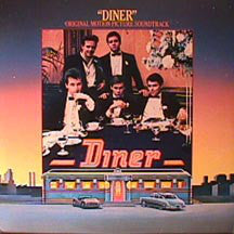 Various - Diner (Original Motion Picture) - VG+ 1982 Stereo 2 Lp Set USA - Soundtrack