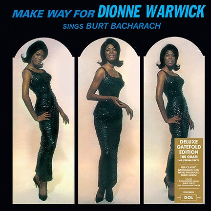 Dionne Warwick ‎– Make Way For Dionne Warwick (1964) - New LP Record 2018 DOL Europe Import 80 gram vinyl - Soul